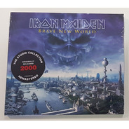 Iron Maiden - Brave New World Digipack 2019