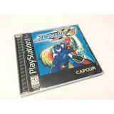 Megaman X4 Ps1 Jogo Original Ps1 Ps2 Ps3 Completo