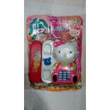 Telefono De Juguete Hello Kitty