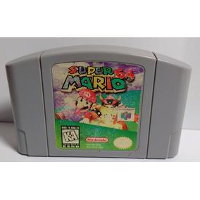 Super Mario 64 Nintendo N64 Cartucho Original