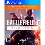 Battlefield 1 Revolution Ps4 Nuevo