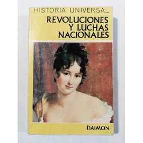 Libro Revoluciones Y Luchas Nacionales Envio Gratis