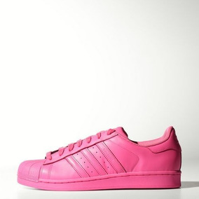 wholesale dealer b3a2d b89b6 switzerland zapatillas adidas originals superstar pink 53649 a9f27