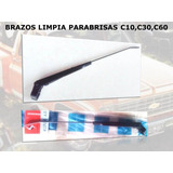 Brazos Limpia Parabrisas Chevrolet C10, C30, Blazer