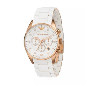 eac35250130 Relógio Emporio Armani Ar2016 Banhado A Ouro Sedex Gratis - Relógios ...
