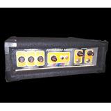 Amplificador Con Mixer De 3 Canales 100w Max 45 Rms Nuevo