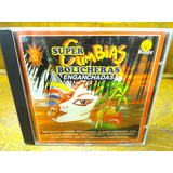 Cumbias Bolicheras - Super Enganchados.! Cd Original 1994.!!