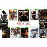 17 Juegos Para Xbox 360 Multiregion Original