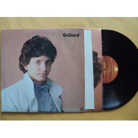 Gilliard- Lp Gilliard- 1985- Zerado- Encarte + Poster!