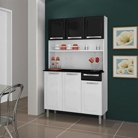 Armário De Cozinha Rose I3g1-105 6 Portas 3gavetas Itatiaia