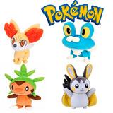 Peluche Pokemon Pikachu Original Varios Modelos 20 Cm