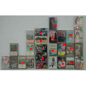 Cassette Norteño Tejano Banda Tropical Grupero Nuevos J