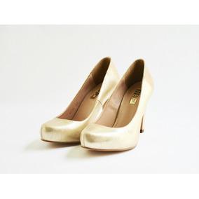 Zapatillas Doradas Efe 16881