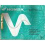 Catalogo De Piezas / Honda / Xrv750 /