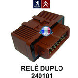 Rele Duplo Peugeot 306 405 Citroen Zx - 240101