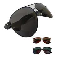 Oculos De Sol Masculino Polarizado Original Com Nota Fiscal