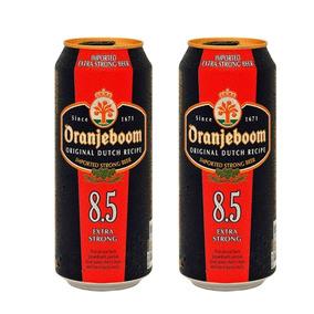 Oranjeboom . Premium Strong Red 8.5% . Holanda. 500 Ml