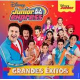 Cd Elenco Junior Express Nuevo 2018 Topa Grandes Exitos