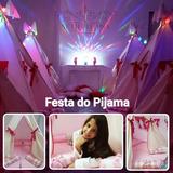 Locação Cabana Barraca Tenda Festa Do Pijama Sp