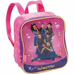 Lancheira Escolar Térmica Infantil Chiquititas