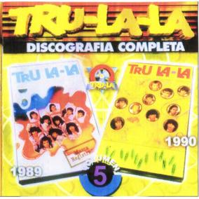 Trulala Discografia Completa Vol.5 Cd -tacho-