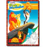 Rei Leão, O - Coleção Disney Maxi Atividades