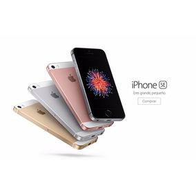 Iphone Se 16gb En Caja Libre Garantía
