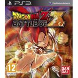 Dragon Ball Z Battle Of Z Juegos Ps3 Baratos Lee Descripcion