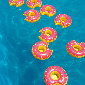 Inflable Donuts Posavasos