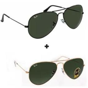 Lebes De Sol Ray Ban Aviator - Óculos no Mercado Livre Brasil ecda4d6387