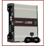 Taramps Dsp Hd 3000 Amplificador Digital 3598w Rms +brinde