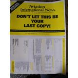 Revista Aviation International News. Julio De 2010