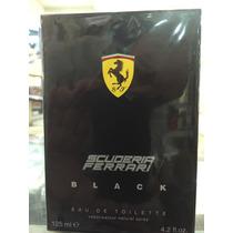 Ferrari Black 125 Ml Masc Garantido 100 % (envio Imediato)