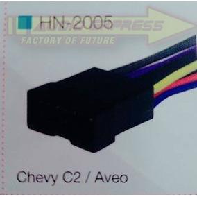 Arnes Hembra P/chevy C2/aveo Hf Hn2005