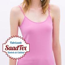Musculosa Tiritas Sublimar Modal Premium Exc Calidad Saadtex