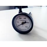 Termômetro 500 Graus Para Forno De Pizza Esfiha 200mm Nfe