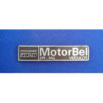 Emblema Concessionária Fiat Motorbel Belo Horizonte M.g