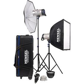 Equipo De Fotografia Hensel Integra 500 2 Light Kit