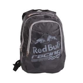 4561eeea9160e Mochila Red Bull Racing - Materiais Escolares no Mercado Livre Brasil