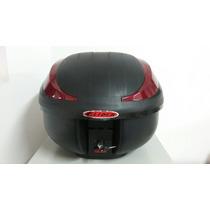 Bauleto Bau Bagageiro Glider Para Motos 40 Litros Speed