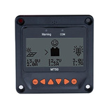 Pantalla Lcd Acopower Mt-50 Remote Meter Adecuado Para Hy...