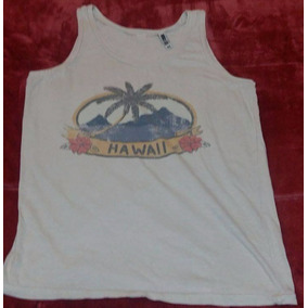 Musculosa Cook - Talle M - Hawaii