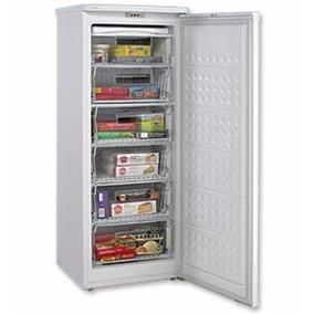 Freezer Vertical Regency Mr 168 W De Frío Seco, Sin Escarcha