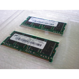 Memoria Dimm Pc100 Cl2 128mb Para Laptop (somos Tienda)