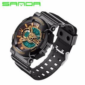 Relógio Masculino Esportivo Analógico Digital G-shock