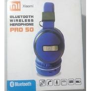 Headphone Bluetooth Wireless Xiaomi Pro 50 - 2880