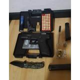 Protección Hogar Familia Pistola Glock