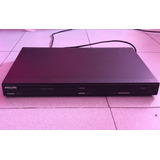 Reproductor De Dvd Philips Dvp3980k