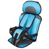 Asiento Para Bebe Para Auto, Diseño Comodo,practico Y Seguro