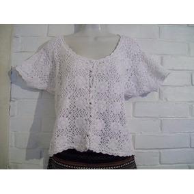 Blusa Tejida Crochet Moda 2017